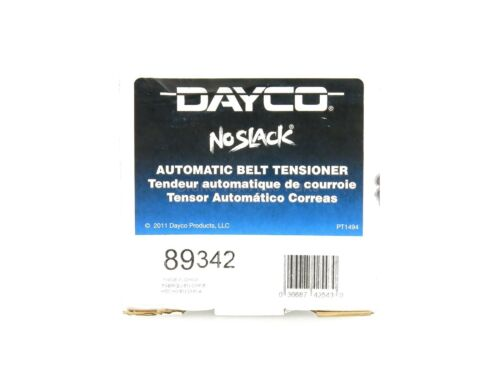 NEW Dayco Belt Tensioner Assembly 89342 BMW 325i 330i 528i Z4 X3 X5 1995-2006