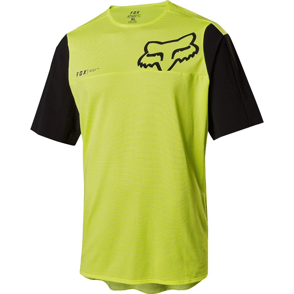 PRO Fox Racing Attack SS JERSEY GItuttiONERO