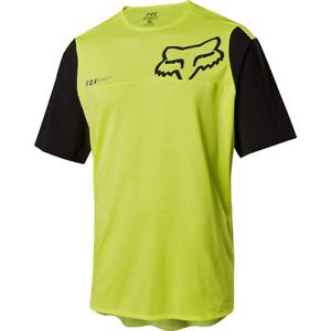 Fox Racing 2018 Attack Pro S S Jersey Amarillo Negro