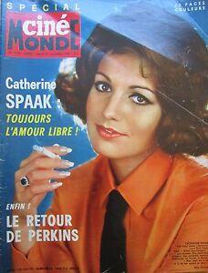 Cinema-Spaak-Perkins-Cayatte-Brel-Leigh-Maria-Dubois-N-1720-Kodak-1967