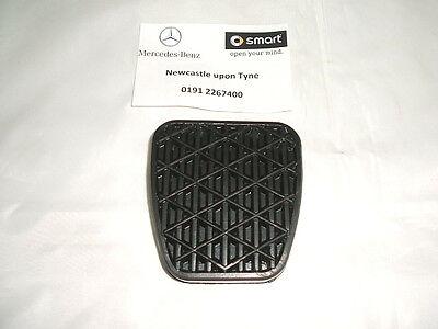 454 Original Smart Forfour Clutch Pedal De Goma a4542920082 Nuevo