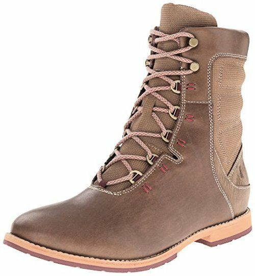 Ahnu Damenschuhe Chenery Lace Up Boot- Pick SZ/Farbe.