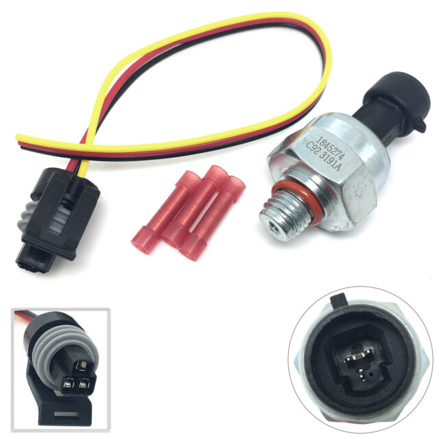 ICP Injector Control Pressure Sensor for 2003-2004 Ford F-250 F-350 F-450 Super Duty 6.0L Diesel