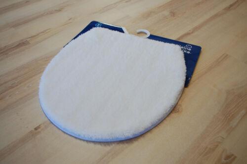 Petite Natte nuage Soft Couvercle référence Schneeweiss 47x50 Blanc
