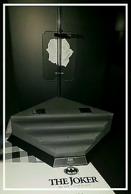 1//6 Hot Toys Joker Mime DX14 Empty Box With Plastic Inserts US Seller