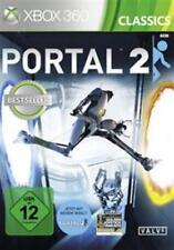 Xbox 360 Portal 2 DEUTSCH  TopZustand