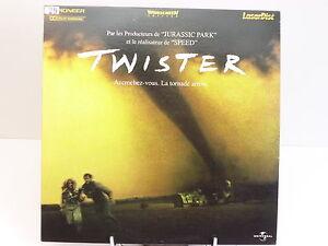 LASERDISC-TWISTER-HELEN-HUNT-BILL-PAXTON