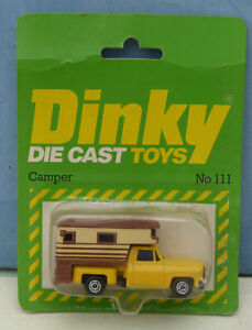 Dinky-Toys-Airfix-ownership-No-111-039-Camper-039-Non-prototype-Mint-Packaged