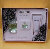 Danielle Steele Perfume For Women 3 Pcs Gift Set 1.7 Oz Edp + Body Lotion + Mini