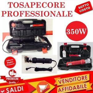 TOSAPECORE-MACCHINA-TOSATRICE-TOSA-PECORE-PECORA-OVINI-CAPRE-PROFESSIONALE-350W