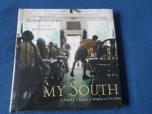 my south book dvd st john spoken word history southern culture