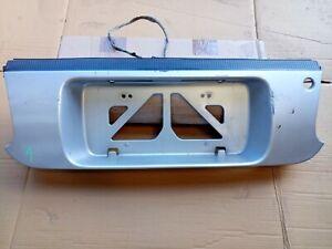 Toyota-Celica-ST205-GT4-94-99-2-0-3SGTE-Import-Jdm-Numero-Contour-Plaque-Argente