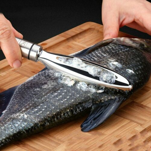 Stainlessx Fish scales Scraping Graters