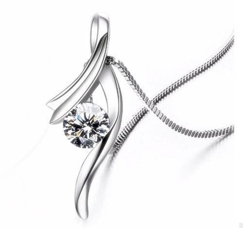 Collar venezianerkette remolque circonita cristal señora regalo joyas