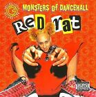 Monsters of Dancehall [PA] by Red Rat (CD, May-2008, Greensleeves Records)