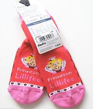 ABS- Socken Lillifee Gr.21 /22 ewers NEU m.E rot Stoppi pink stopper baby