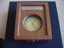 HAMILTON WW-2 MODEL 22  CHRONOMETER ORIGINAL BOX, RUNNING WELL!!!