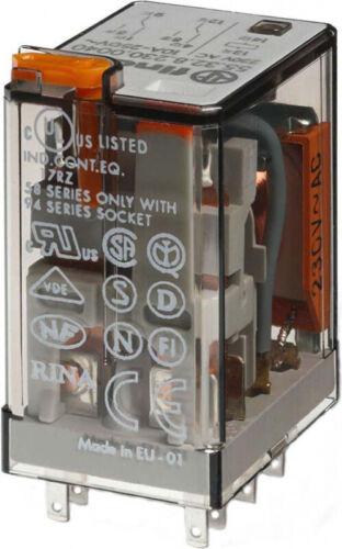 Finder Printrelais 55.32.8.230.0040 IP20 Schaltrelais 553282300040 Printrelais
