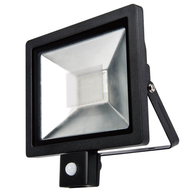 Powersave led slimline ultra compact energy saving security flood picture 3 of 4 aloadofball Image collections