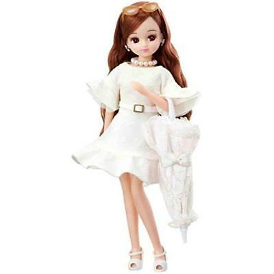 Takara Tomy Licca Bijou Series Sweet Talk Fashion Doll with Slippers