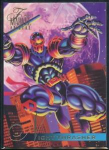 1995-Flair-Marvel-Annual-Trading-Card-149-Night-Thrasher