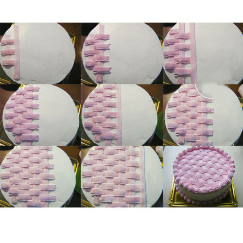 Pastry Tips Icing Piping Nozzles Ice Cream Tool Cake Decorating Baking Mold