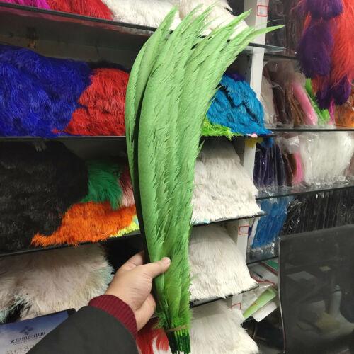 Wholesale 10-100pcs Natural Golden Pheasant Tail Feathers 26-28 inches//65-70 cm