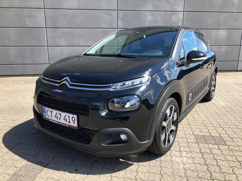 Citroën C3 1,5 BlueHDi 100 VTR Sport 5d - 155.490 kr.