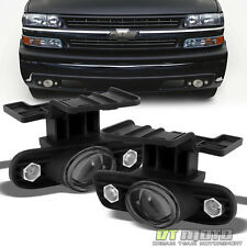 1999-2002 Chevy Silverado 00-06 Suburban Tahoe LED Projector Fog Lights w/Switch