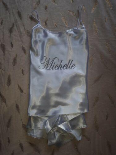 Personalised Cami PJ Set Shorts Ladies Nightwear Plus Size Lingerie 8 24 Bridal