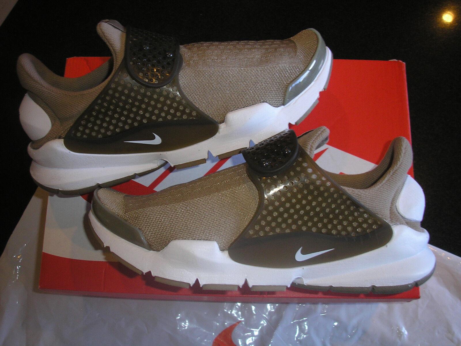 Nike Da Uomo Calzino Dart KJCRD EUR 45 Scatola Nuovo di zecca/modello 819686 200 Scarpe classiche da uomo
