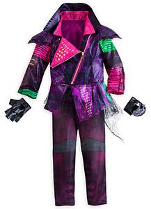 Disney Store Descendants MAL Deluxe Halloween Costume for Girls ...