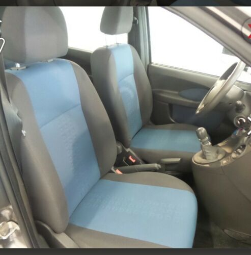 Kit completo tappezzeria per sedili anteriori e posteriori Fiat panda 2003/_2012