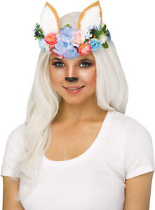 Fun World Fox Woodland Critter Headpiece-Standard