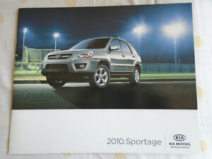 Kia Sportage range brochure 2010 USA market - <span itemprop=availableAtOrFrom>KINGS LANGLEY, Hertfordshire, United Kingdom</span> - Returns accepted Most purchases from business sellers are protected by the Consumer Contract Regulations 2013 which give you the right to cancel the purchase within 1 - KINGS LANGLEY, Hertfordshire, United Kingdom