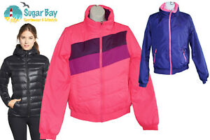New-NIKE-Sportswear-NSW-Ladies-Womens-REVERSIBLE-THERMORE-Jacket-Pink-S
