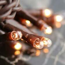 NEW COLOR  Holiday Glow  100 ct Teeny Light Strand