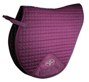 Professionals-Choice-VenTech-XC-English-Saddle-Pad-Purple-EP500