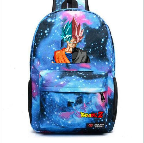 Anime Dragonball Goku Backpack Travel Bag Boys Girl Schoolbag Mochila Rucksack