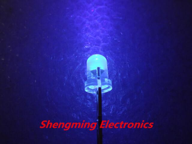 100PCS 3MM Purple / UV LED F3 LED Diodes