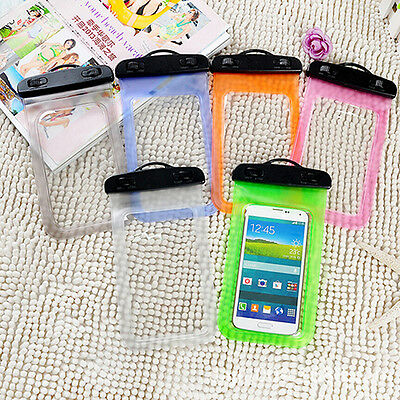 Modern Waterproof Phone Pouch Underwater Dry Bag Case Cover For iPhone 5 5S 6