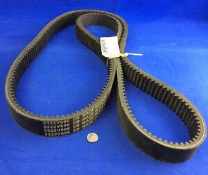 2322V886 EB VARIABLE SPEED BELT