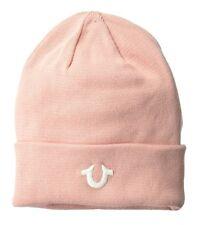 f6f317431d3 ... signature Horseshoe Logo watchcap hat beanie.  38.25. Free shipping. True  Religion Brand Jeans TR1670 Cashmere Blend Rib Knit BEANIE Hat Cap W  POM