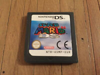 SUPER MARIO 64 NINTENDO DS/DSI/2DS/3DS UK PAL GAME **CARTRIDGE ONLY**