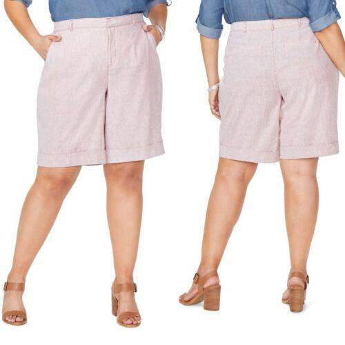 NYDJ Not Your Daughters Jeans Women's 18W Linen &