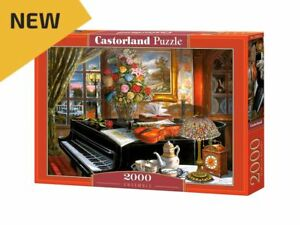 "Castorland Puzzle 2000 Pieces - Ensemble - 92 x 68cm 36""x27"" Sealed box C-200641"