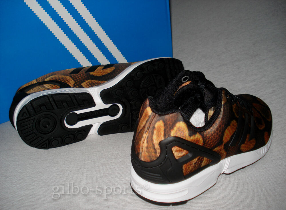 Adidas ZX ZX ZX Flux W Python Snake Skin  Gr. 36 37 38 39 40 AQ3912 Schlange  | Düsseldorf Online Shop  eda6cc