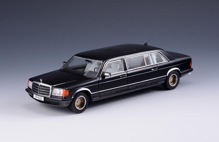 GLM Modelos 204501 SGS Royale 1985 nero Resin 1 43 escala 190 de 299 sólo