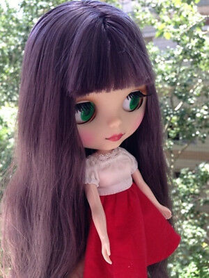 """12"""" Neo Nude  Matte Face Blythe doll From Factory  JSW09+Gift"""