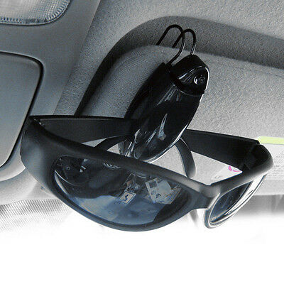 New Car Vehicle Visor Sunglasses Eye Glasses Holder Clip Stand  Billfold Case